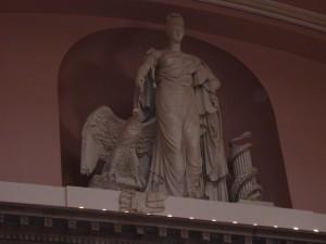 Capital Statue