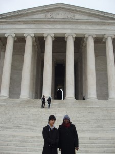 Tomas Jefferson Memorial